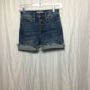Madewell Cutoff Shorts